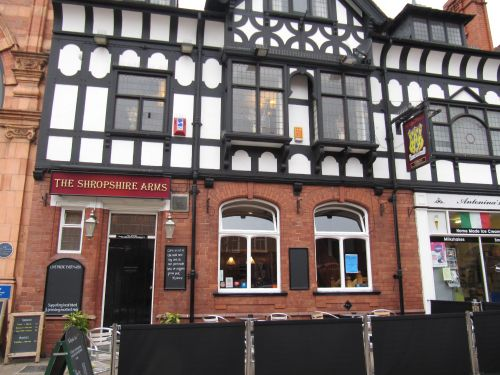 The Shropshire Arms, Chester