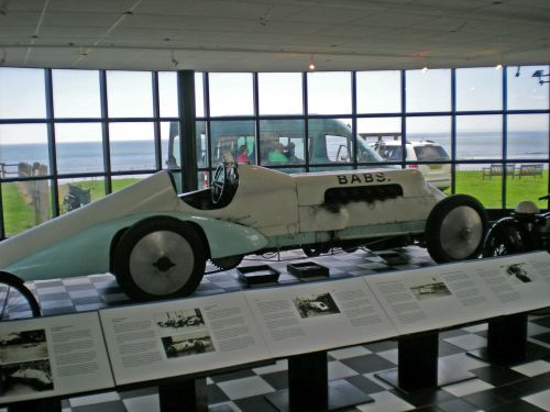 Babs, the car that killed its driver