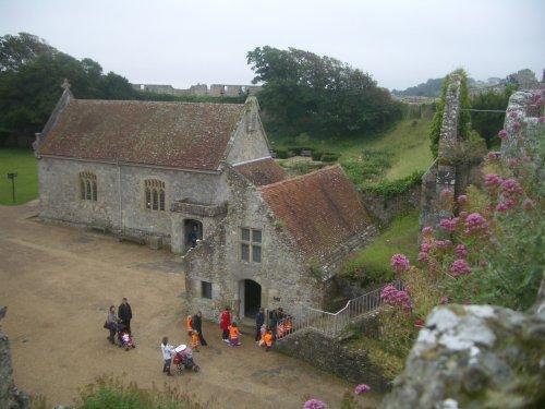 Carisbrook Castle