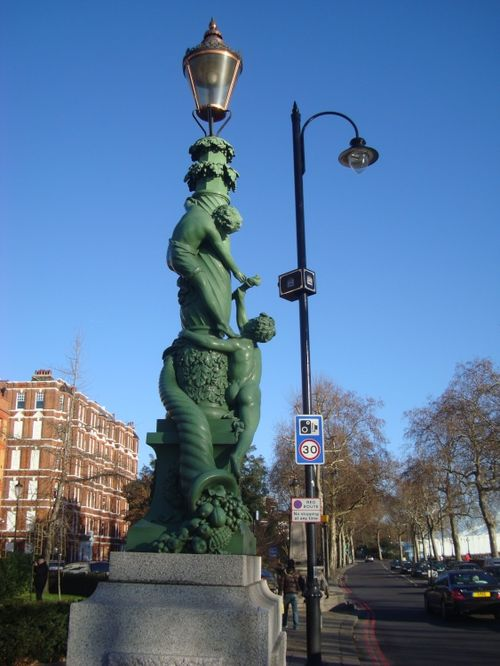 Commemorative Lamppost