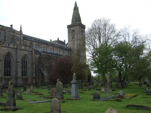 Dunfermline Abbey Church