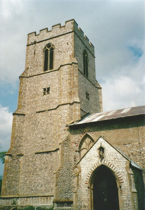 St. Margaret's Church, Felbrigg, Norfolk