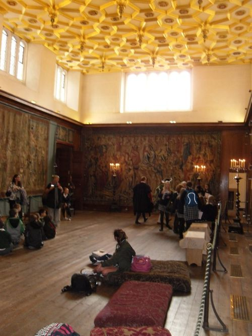 Quot Inside Hampton Court Palace The Guardroom Quot By Dmitry