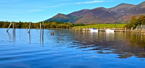 The Lake at Keswick