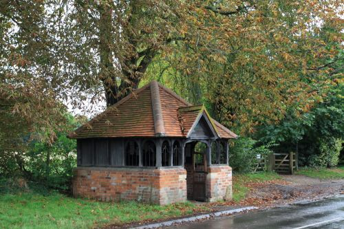 Shelter at Rotherfield Greys