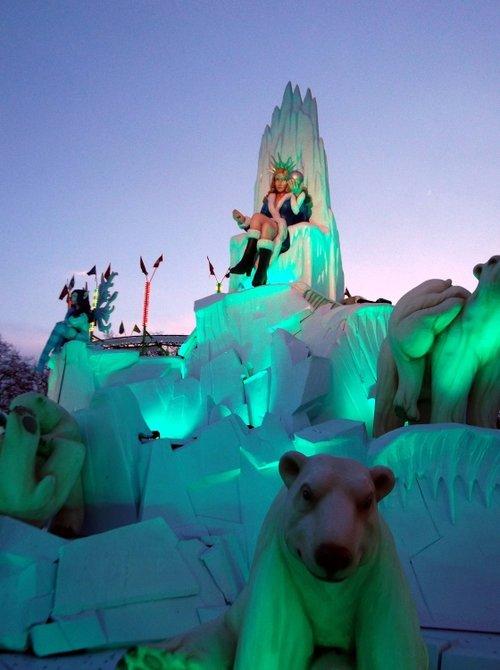 Winter Wonderland, Hyde Park, London
