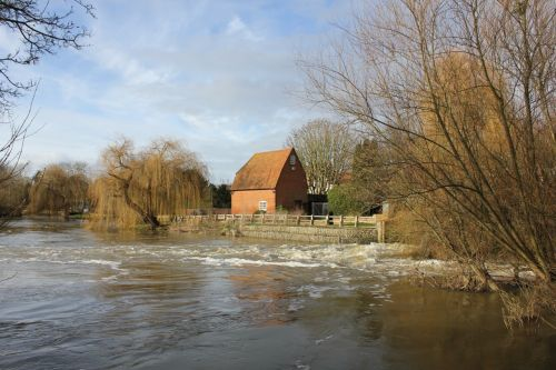Cobham Mill in all it's Glory.