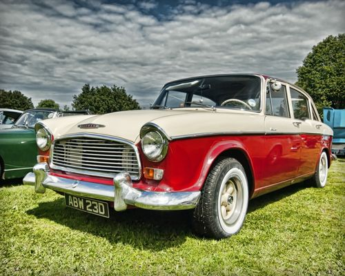 Appledore Village Carshow-2012