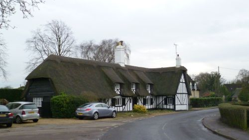 Beechers Cottage, Hemingford Abbots