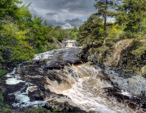 Low Force, Teesdale.
