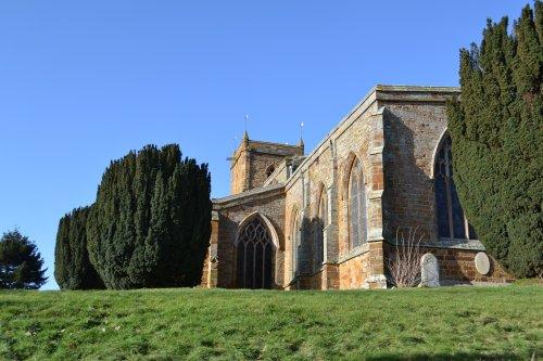 Everdon Church