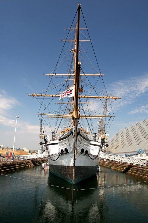 Historic Dockyard, Chatham, Chatham, Kent