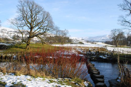 View towards Ambleside