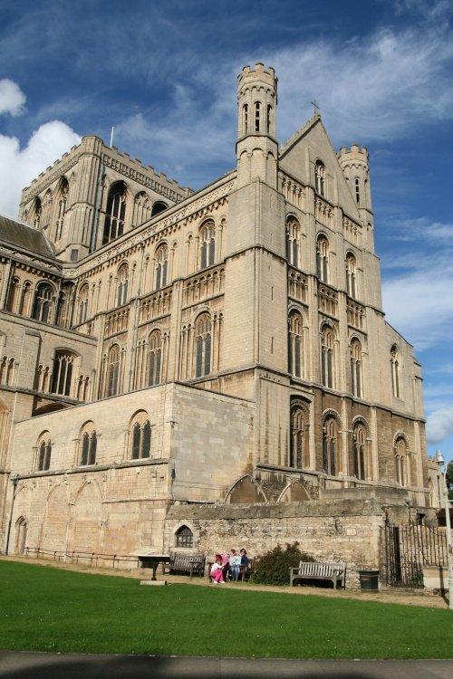 Peterborough Cathedral, Peterborough, Cambridgeshire