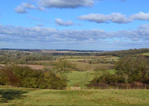 Everdon view