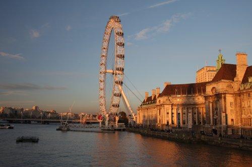 London Eye, London, Greater London