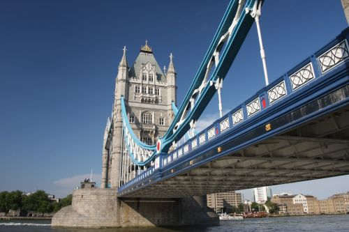 Tower Bridge, London, Greater London