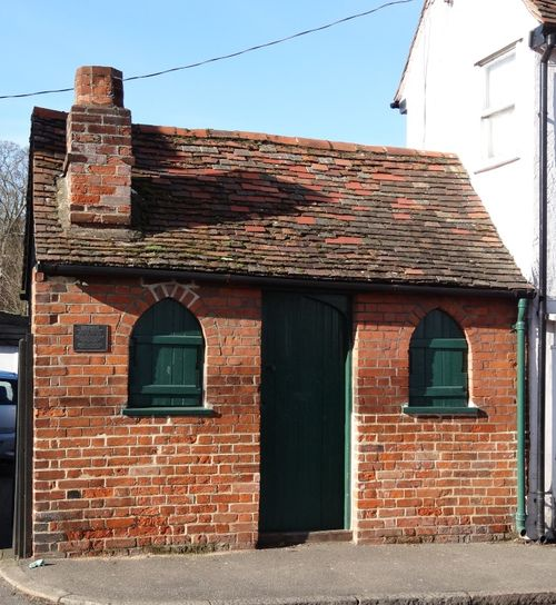 The Town Lock-up at Great Dunmow, Essex