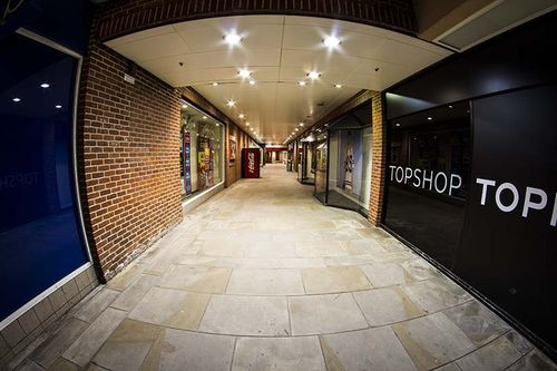 Lion Walk shops, Colchester