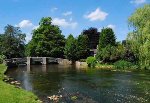 Sheepwash bridge, Ashford in the Water