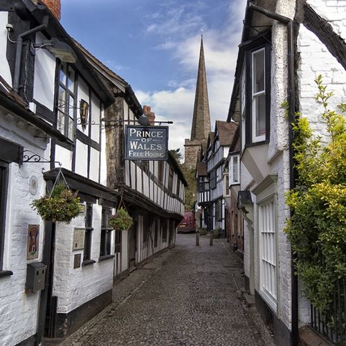 Church Lane, Ledbury