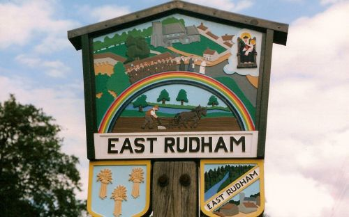 East Rudham Village Sign