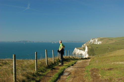 Dorset Coast near Durdle Door