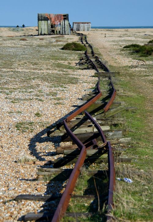 Old Beach Railway, Dungeness