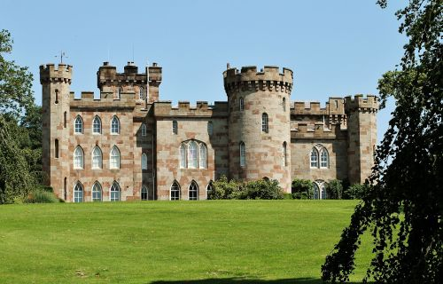 Cholmondeley Castle, Malpas, Cheshire