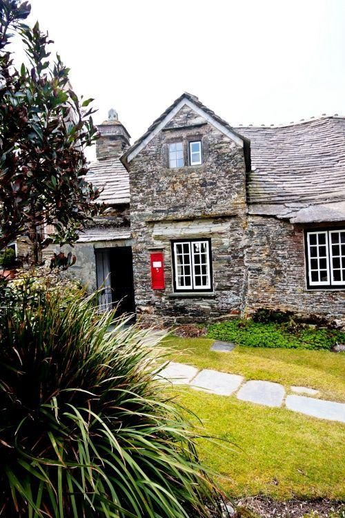 Old Post Office, Tintagel