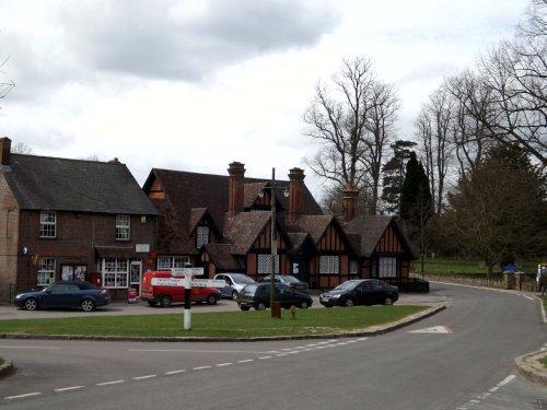 Aldbury, Herts