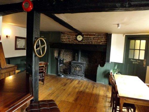 The Greyhound Inn, Aldbury, Herts