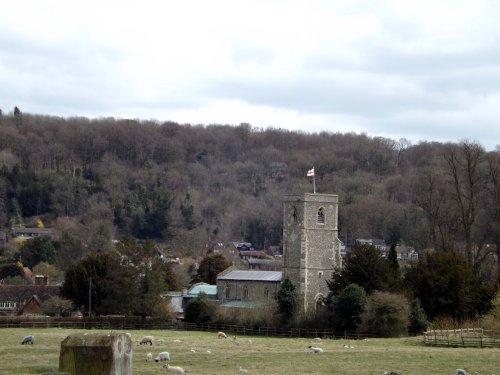 St John The Baptist Church, Aldbury, Herts