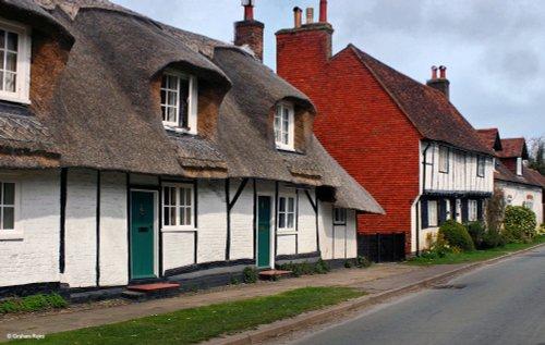 Albury, Hertfordshire.