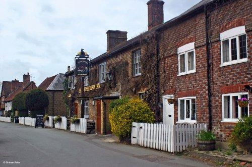 Aldbury, Hertfordshire.