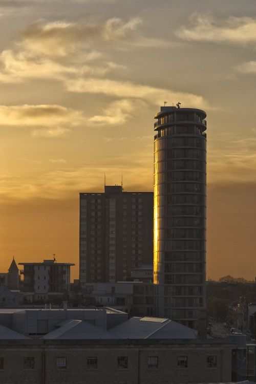 Portsmouth, City of Gold?