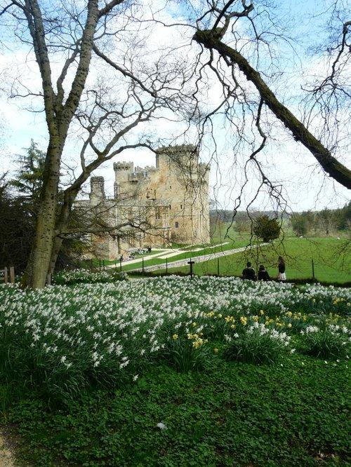 Belsay Hall and Gardens, Ponteland, Northumberland