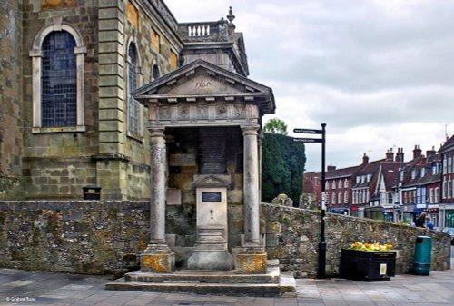Blandford Forum, Dorset.