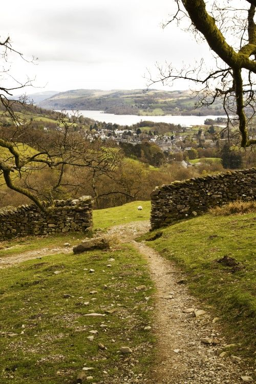 Ambleside and Windermere again
