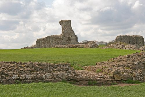 Hadleigh Castle and Ruins