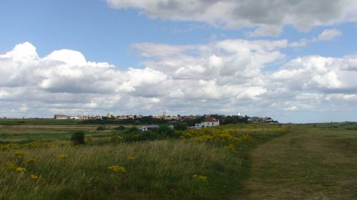 Southwold from a distance