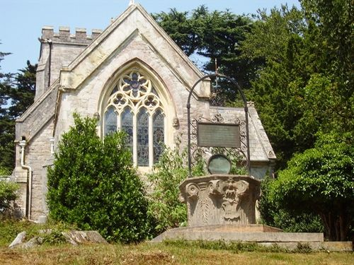 St Mary's Church, Brownsea Island