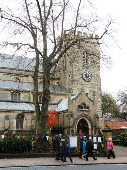 St Andrew's Parish Church, Rugby