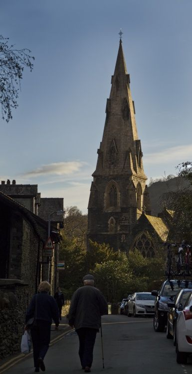 St Marys Church, Ambleside