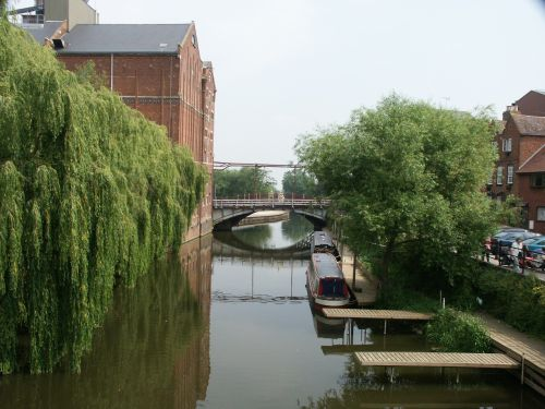The Flour Mill in Tewkesbury