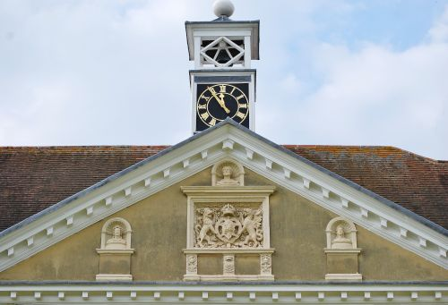 Clock Tower, Reigate Priory School