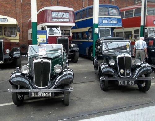 St Helens Transport Museum