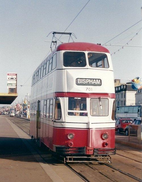 Blackpool Promenade Tramway