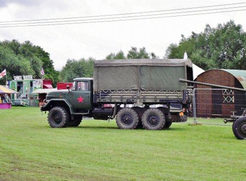 Ashdown WW2 Camp, Ashdown Farm Badsey Nr Evesham