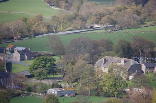 """Stanhope Manor"" by Doug Bainbridge at PicturesofEngland.com"